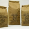 bagged coffee in three sizes