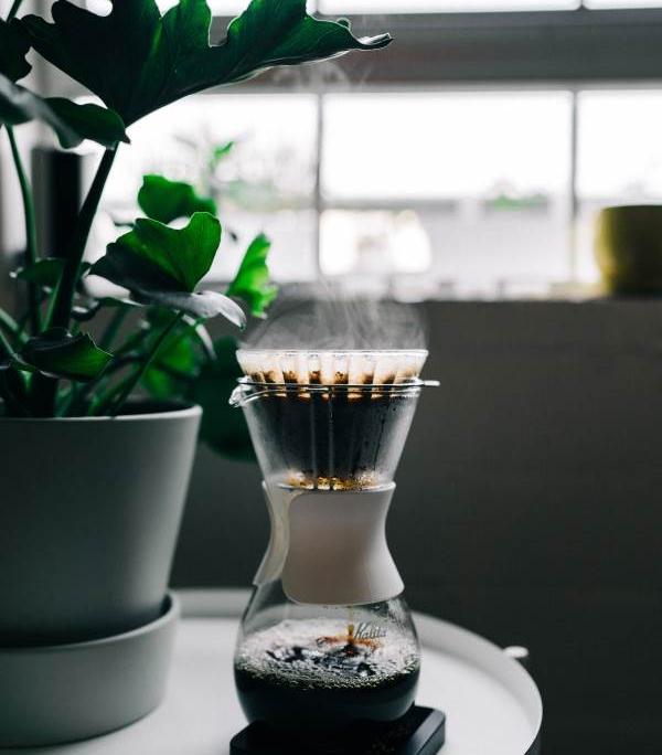 pourover glassware