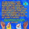 We are building toward offering in person, crisis respite care for LGBTQIA2S+ AND QTBIPOC babes, short and long term housing, retereats for disabled BIPOC and SWers, food shares and emergency funds for community members. This is the first step. Every dollar helps us get closer to our goal! www.gofundme.com/f/help-us-make-tender-fruits-collective-a-reality (link in bio)